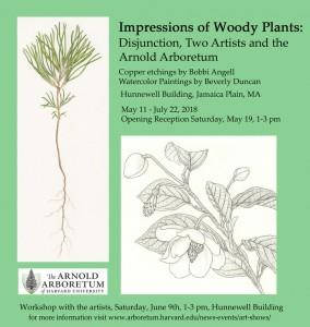 Arnold Arboretum invitation